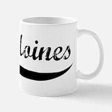 Des Moines (vintage) Mug