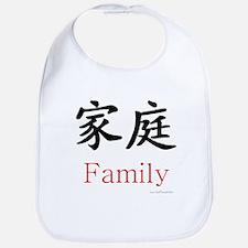 Family Symbol Bib