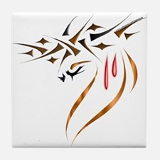 Thorns Of Sacrifice Tile Coaster