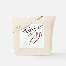 Thorns Of Sacrifice Tote Bag