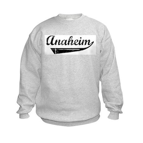 Anaheim (vintage) Kids Sweatshirt