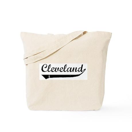 Cleveland (vintage) Tote Bag