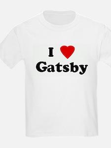 I Love Gatsby T-Shirt