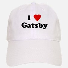 I Love Gatsby Baseball Baseball Cap