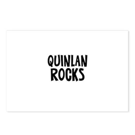 Quinlan Rocks Postcards (Package of 8)