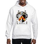 MacWorth Family Crest Hooded Sweatshirt