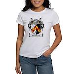 MacWorth Family Crest Women's T-Shirt