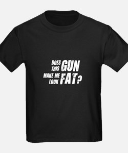Does this gun make me look fat? - T