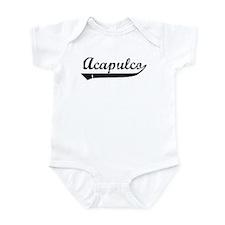Acapulco (vintage) Infant Bodysuit