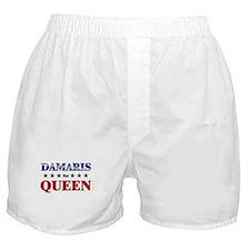 DAMARIS for queen Boxer Shorts