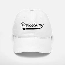 Barcelona (vintage) Baseball Baseball Cap