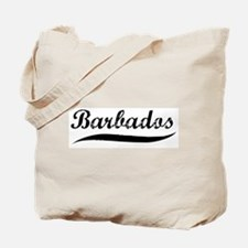 Barbados (vintage) Tote Bag