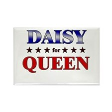 DAISY for queen Rectangle Magnet