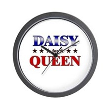 DAISY for queen Wall Clock