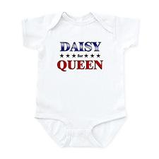 DAISY for queen Infant Bodysuit