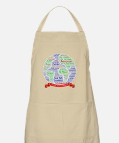 Cute Protestant Light Apron