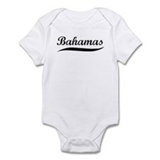 Bahamas (vintage) Onesie