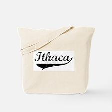 Ithaca (vintage) Tote Bag