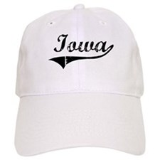 Iowa (vintage) Baseball Cap