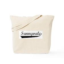 Sunnyvale (vintage) Tote Bag