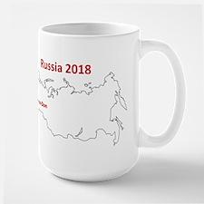 Rostov-on-Don, Russia 2018 Mugs