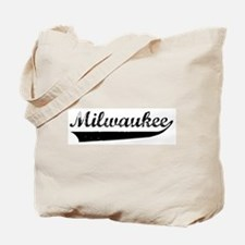 Milwaukee (vintage) Tote Bag