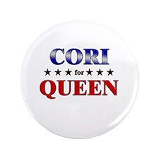 """CORI for queen 3.5"""" Button"""