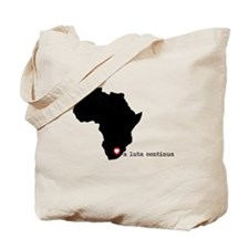 A Luta Continua Flag Tote Bag