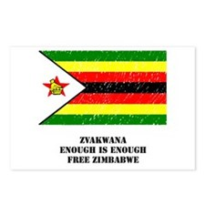Zvakwana Postcards (Package of 8)