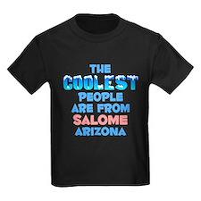 Coolest: Salome, AZ T