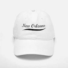 New Orleans (vintage] Baseball Baseball Cap