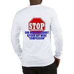 Stop Liberalism Conservative Long Sleeve T-Shirt