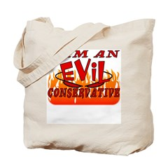 Stop Liberalism Conservative Tote Bag