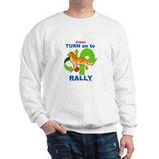 Golden Retriever RALLY Sweatshirt