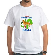 Golden Retriever RALLY Shirt