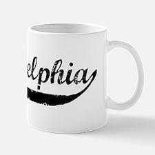 Philadelphia (vintage] Mug