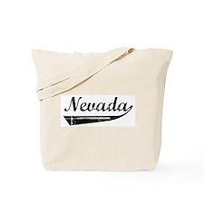 Nevada (vintage] Tote Bag