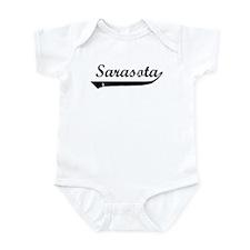 Sarasota (vintage] Infant Bodysuit