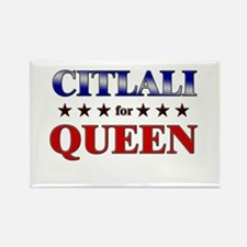 CITLALI for queen Rectangle Magnet