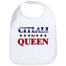CITLALI for queen Bib