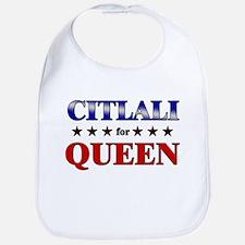 CITLALI for queen Bib