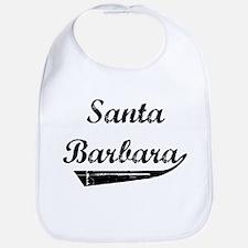 Santa Barbara (vintage] Bib