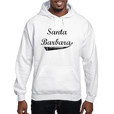 Santa Barbara (vintage] Hoodie