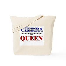 CIERRA for queen Tote Bag