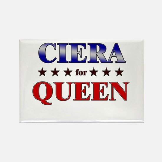 CIERA for queen Rectangle Magnet