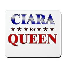 CIARA for queen Mousepad