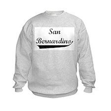 San Bernardino (vintage] Sweatshirt