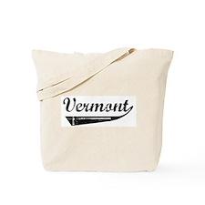 Vermont (vintage] Tote Bag