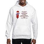 Life's Journey Scooter Hooded Sweatshirt