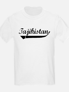 Tajikistan (vintage] T-Shirt